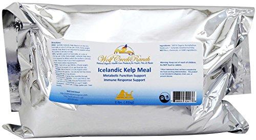 - Icelandic Kelp Meal, 2lbs