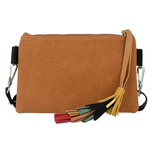 MINICAT Crossbody Synthetic Leather Wallet product image