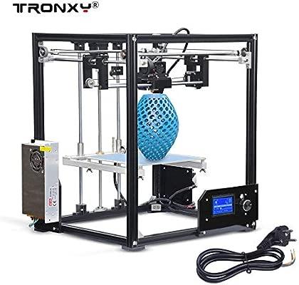 Mimagogy TronxyX5 - Impresora 3D (210 x 210 x 280 mm, estructura ...