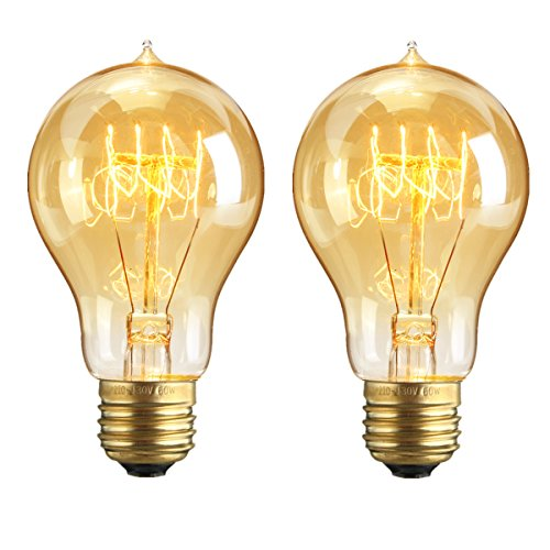 KINGSO Vintage Edison Light Bulb