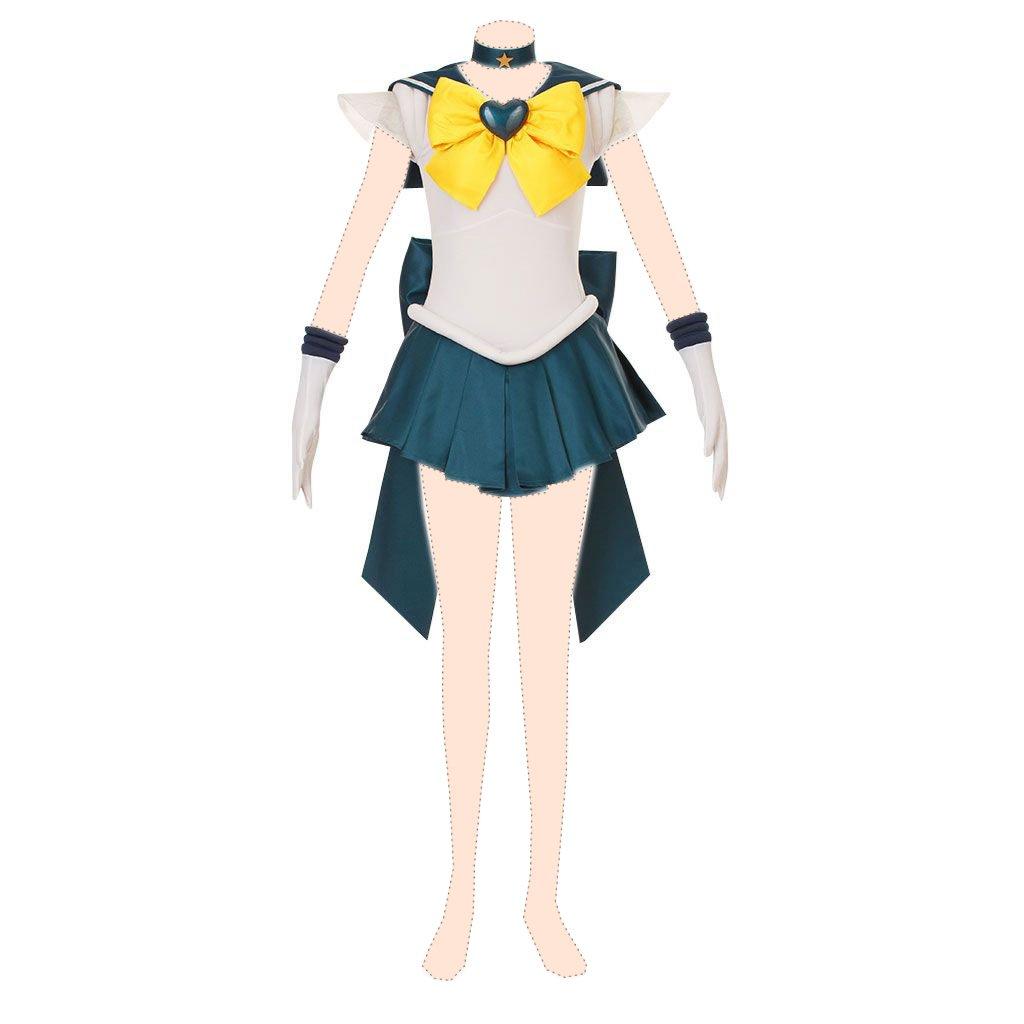 los últimos modelos Sailor Moon Cosplay Cosplay Cosplay Disfraz Sailor Moon Tsukino Usagi 4th ver-Super S fighting costume XX-Large  sin mínimo