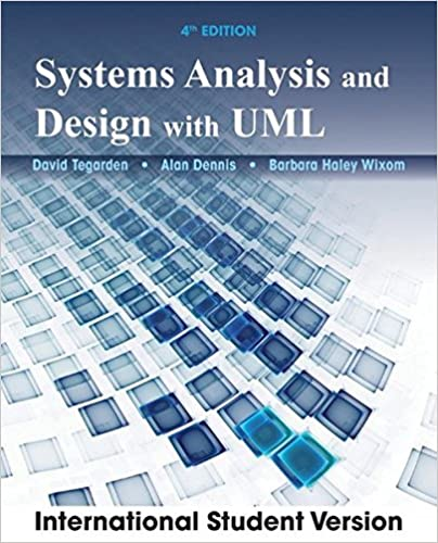Systems Analysis And Design With UML Download