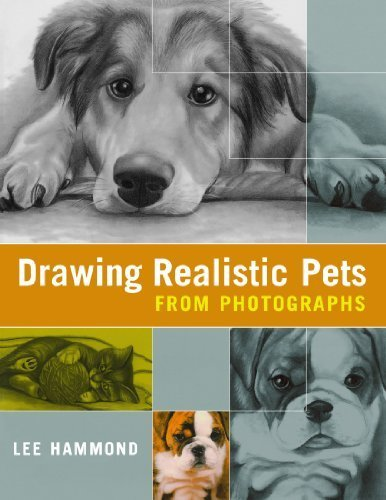 Drawing Realistic Pets from Photographs 2nd edition by Hammond, Lee (2005) Paperback