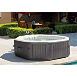 NEW 6-Person Octagonal PureSpa with 140 Bubble Jets