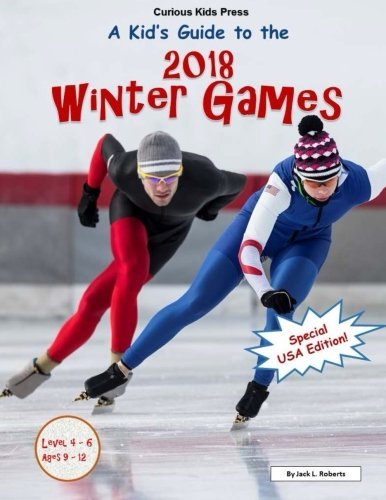 A Kid's Guide to the 2018 Winter Games