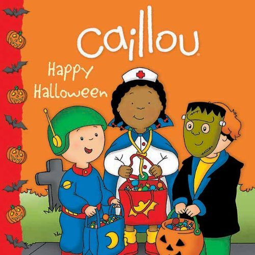 By Author Caillou: Happy Halloween (Clubhouse) (Original) ()