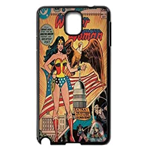 Wonder Women Comic Plastic Protective Case Slim Fit For Samsung Galaxy Note 3