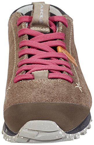 AKU Bellamont Sand Multisport Strawberry Chaussures Outdoor Femme Suede FrYwxAqdF