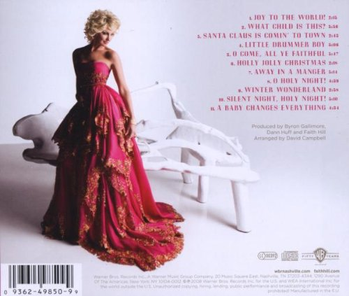 Faith Hill - Joy To The World - Amazon.com Music