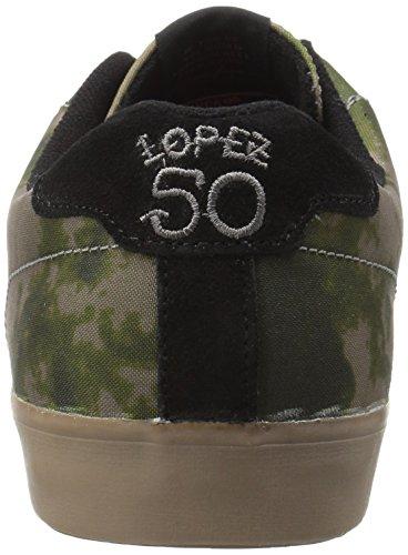 C1rca Lopez 50 Uomo US 8 Verde Scarpe Skate UK 7 EU 40.5