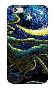Charlesvenegas Durable Defender Case For Iphone 6 Tpu Cover(halloweener ) Best Gift Choice