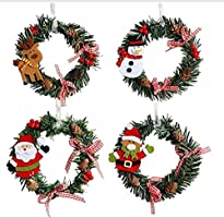 (4PCS) Survived Family Ornament Weihnachtsbaum Ornamente 2020 Weihnachtsdekoration Urlaub Dekorationen überlebte Familie...