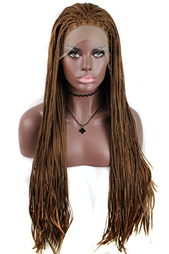 micro braided wigs - 7