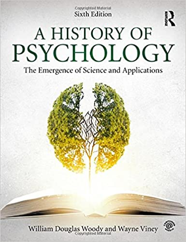 Amazon a history of psychology the emergence of science and a history of psychology the emergence of science and applications 6th edition fandeluxe Image collections