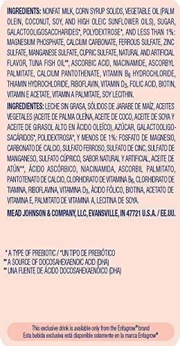 Amazon.com : Niño Siguiente Paso de vainilla en polvo puede, para niños pequeños 1 año y hasta 24 Polvo Onza Fórmula (embalaje puede variar) : Baby
