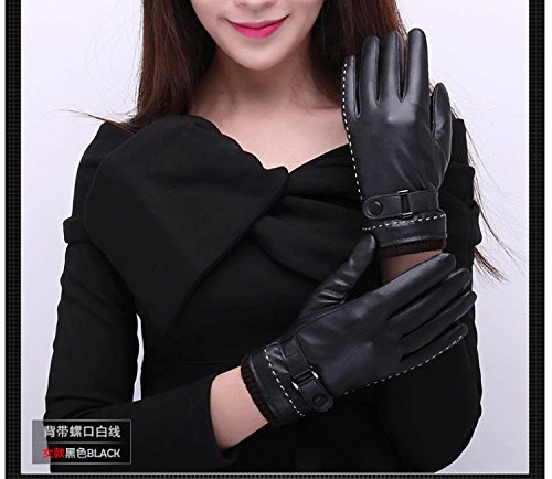 Generic President_Touch_Screen_Wash_ leather glove gloves au