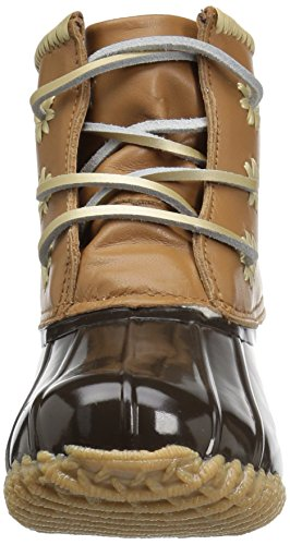 Jack Rogers Women's Chloe Classic Rain Boot Dark Brown ggROL