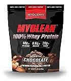 Myolean 100% Whey Protein Powder, Chocolate, 5 Myogenix For Sale