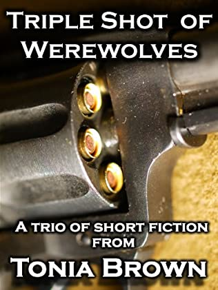 book cover of Triple Shot of Werewolves