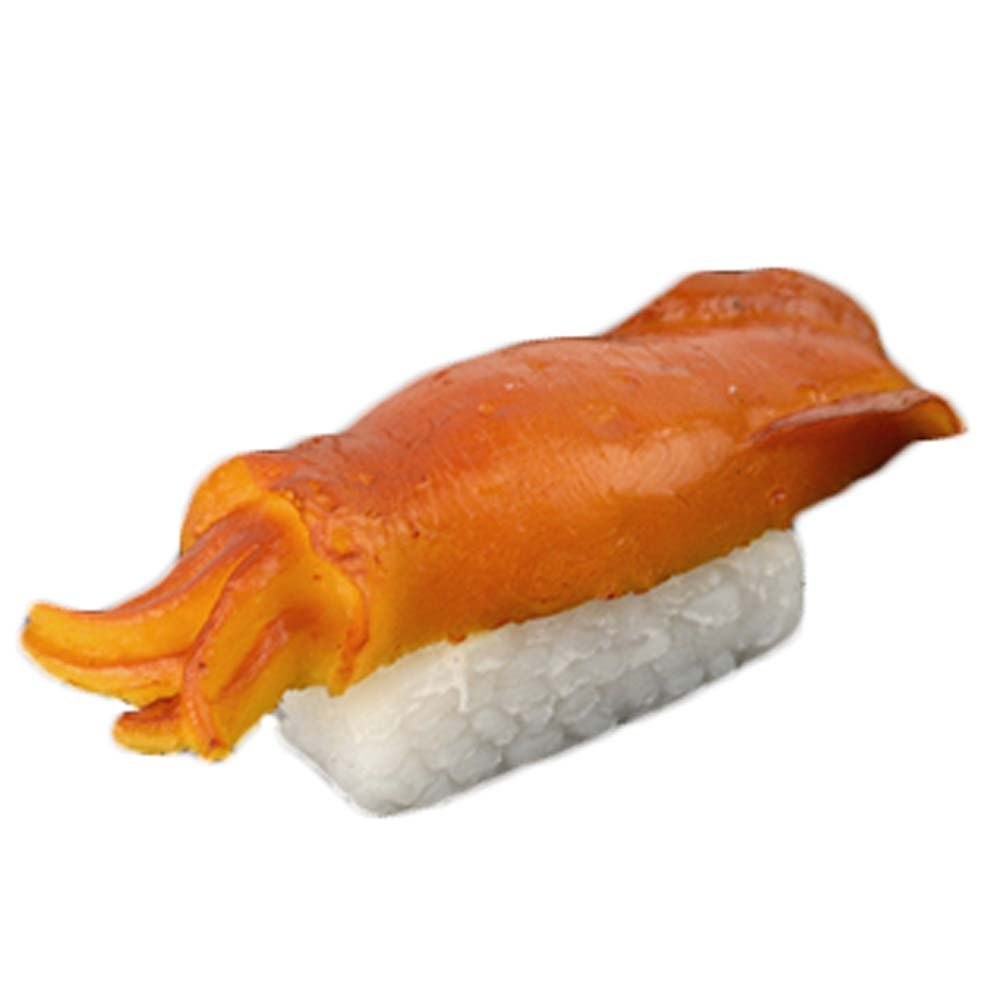George Jimmy 2 PCS Simulation Sushi Food Model Sushi Cooking Window Display Props #20