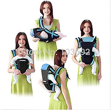 2 To 30 Months Baby Sling Breathable Ergonomic Baby Carrier Front Carrying Children Kangaroo Infant Backpack Pouch Warp Hip Seat Mother & Kids