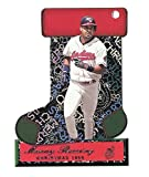 2000 Pacific Ornaments - CLEVELAND INDIANS Team Set