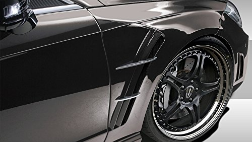 Eros Version 1 Fenders - 2 Piece Body Kit - Fits Mercedes CLS 2012-2015