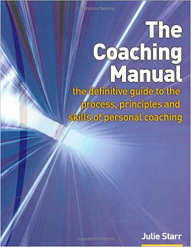 The coaching manual: julie starr: 9780273740582.