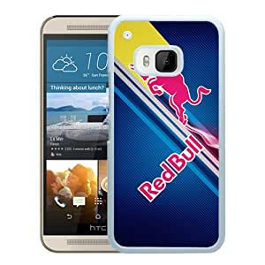 Fashionable And Unique Designed Case For HTC ONE M9 Phone Case With New York Red Bulls 10 White