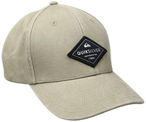 Quiksilver Men's Balasting Hat, Elmwood, One Size