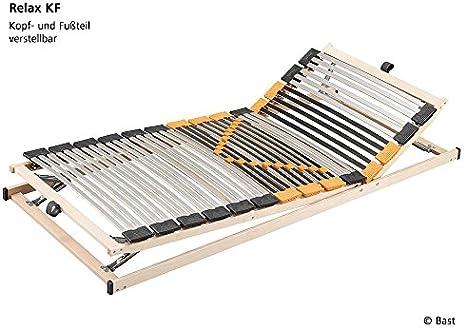 Estructura de madera de relax KF de rafia de ropa de cama, 80 ...