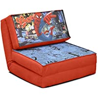 Marvel WN201115 Spiderman Flip Chair