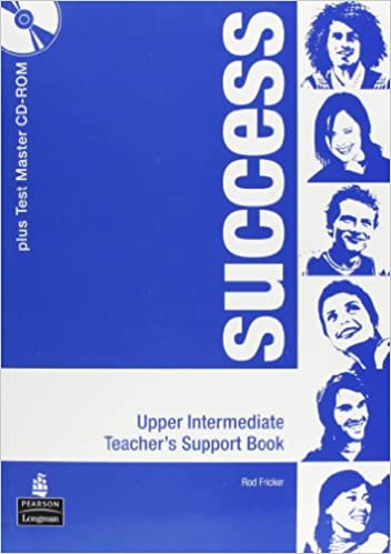 Success Upper Intermediate Teachers Support Book