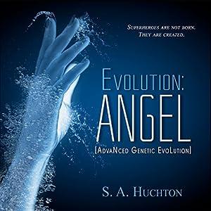 Evolution: ANGEL Audiobook