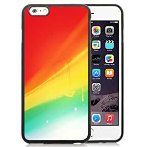 NEW DIY Unique Designed iPhone 6 Plus 5.5 Inch Generation Phone Case For Colorful Abstraction Phone Case Cover