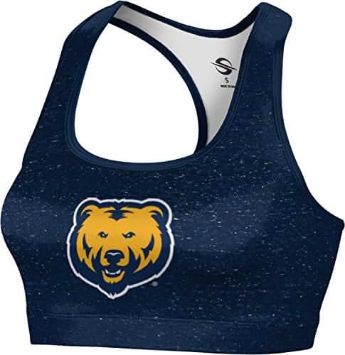 ProSphere Women's University of Northern Colorado Heather Sports Bra