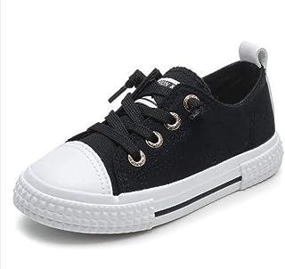 YOPAIYA Les Enfants Filles garçons Chaussures Chaussures de Toile Occasionnels de la Mode Casual Respirante Coloris