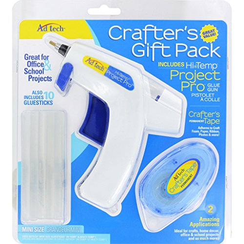 Ad Tech Crafter Gift Pack White