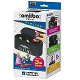 Nintendo official license amiibo pouch plus