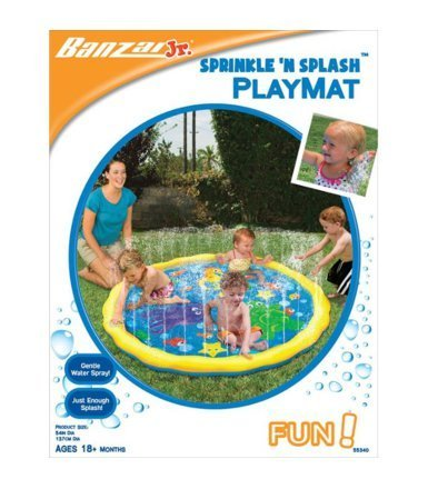 Banzai 55340Sprinkle N Splash Play Mat
