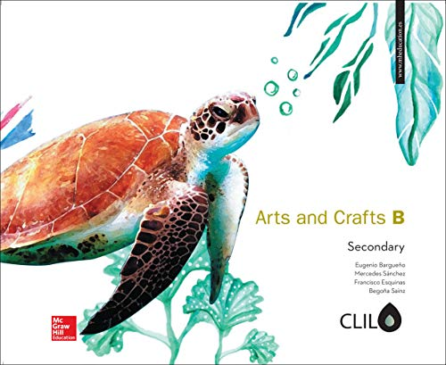 Arts And Crafts B Secondary - 9788448611774
