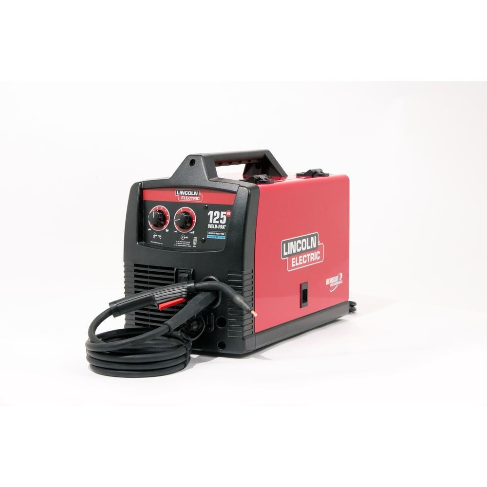 Lincoln Electric Weld Pak 125 HD Wire-Feed Welder - - Amazon.com