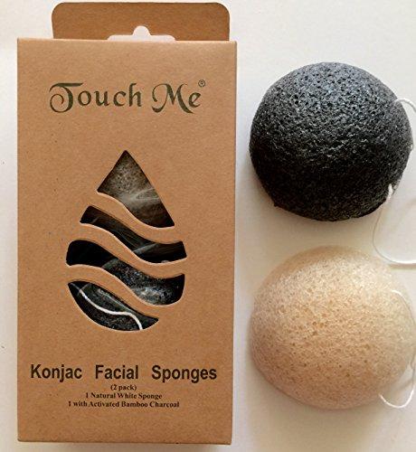 Premium Konjac Sponges Touch Me