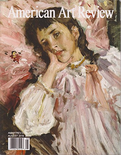 American Art Review Magazine August - Painter Review William