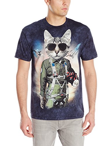 The Mountain Tom Cat T-Shirt 51Vebde0FFL
