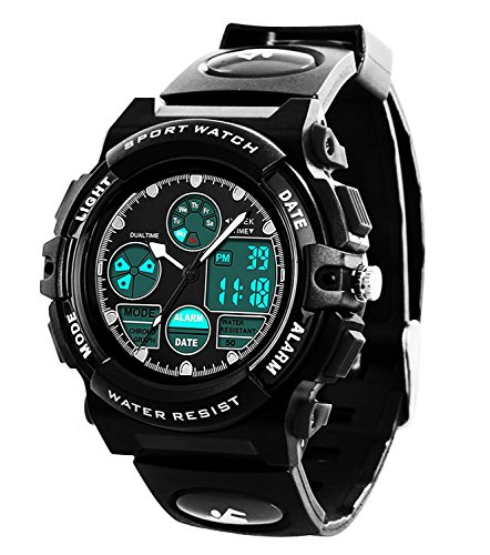 Boys Digital Watch - Kids Waterproof Sports Watch with ...