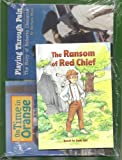 Ravenscourt Books Teacher's Guide: Overcoming Adversity [SRA 4-Book Packet] (Teacher's Guide/Playing Through the Pain: The Story of Roberto Clemete/The Ransom of Red Chief/On Time in Orange)