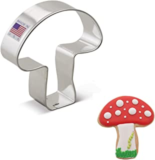 product image for Ann Clark Cookie Cutters Mushroom Cookie Cutter, 3.25""