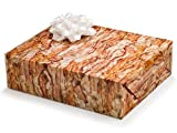 Bacon Gift Wrap For Presents Wrapping Paper by MyPartyShirt