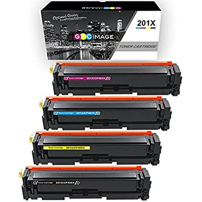 HP 201X Compatible Toner Cartridges